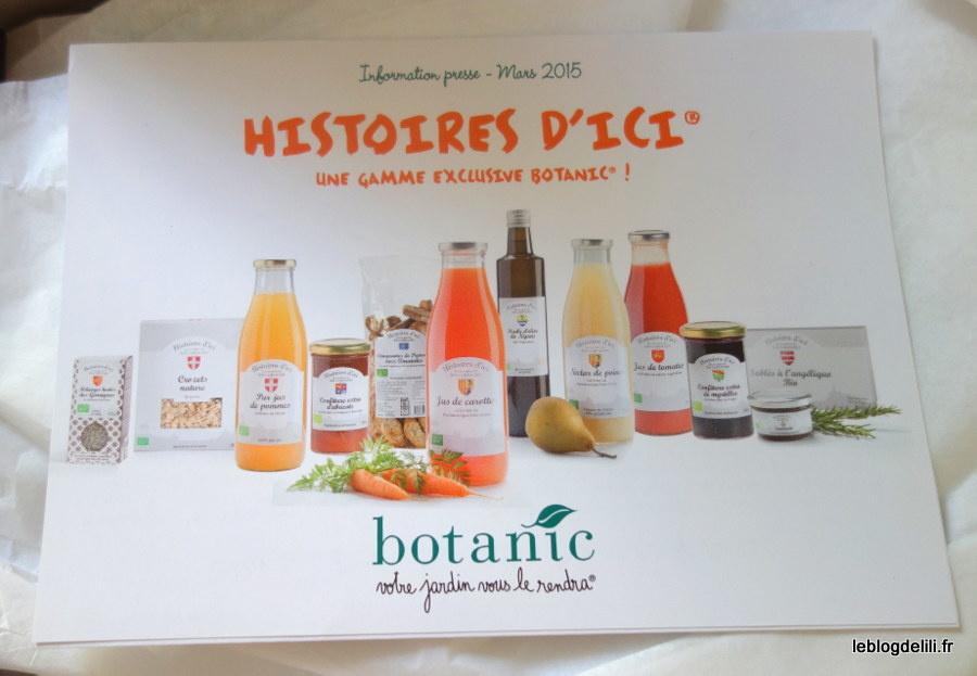 [Concours] Gagnez un panier gourmand bio Botanic