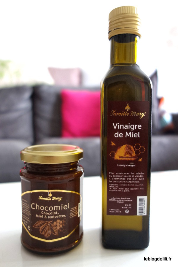 [Concours] Autour du miel : les produits Famille Mary