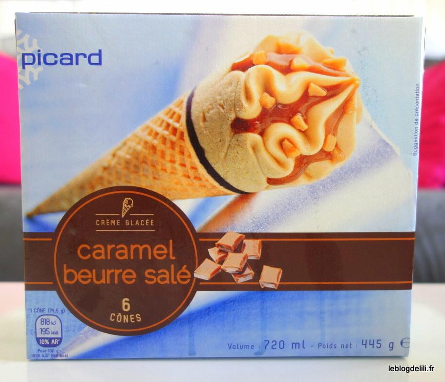 ♫ Les glaces de l'été 2015 de Picard surgelés ♪