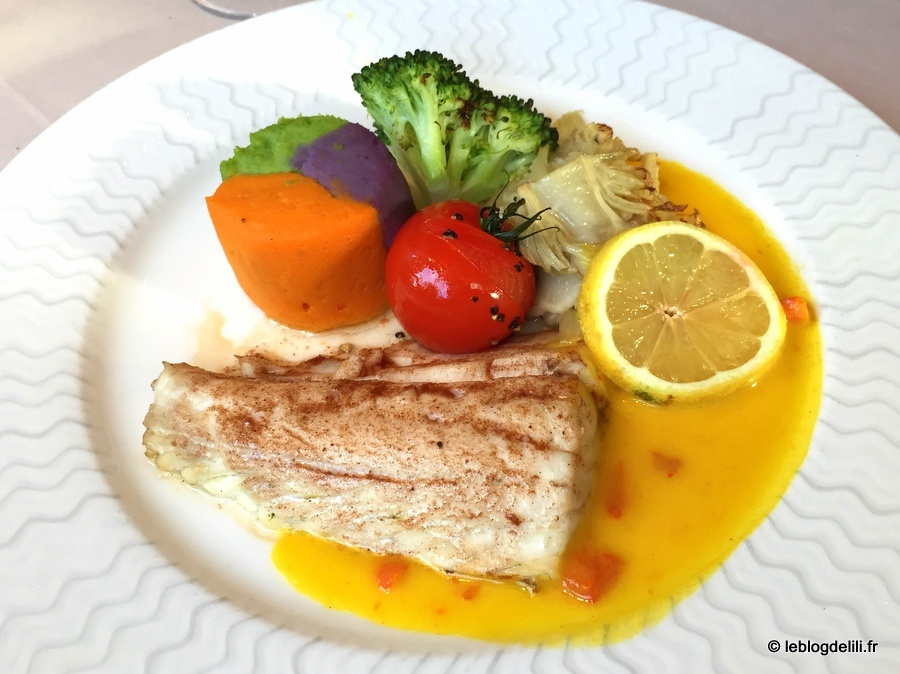 Un dîner à la taverne de la marine, à Rennes