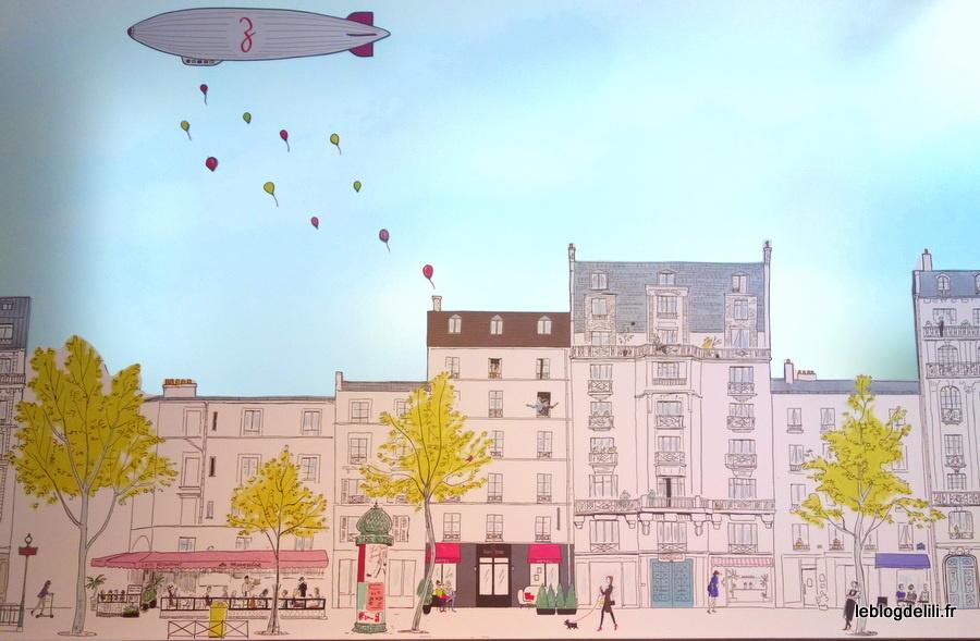 La Parizienne : un élégant hôtel 3 étoiles à Montparnasse