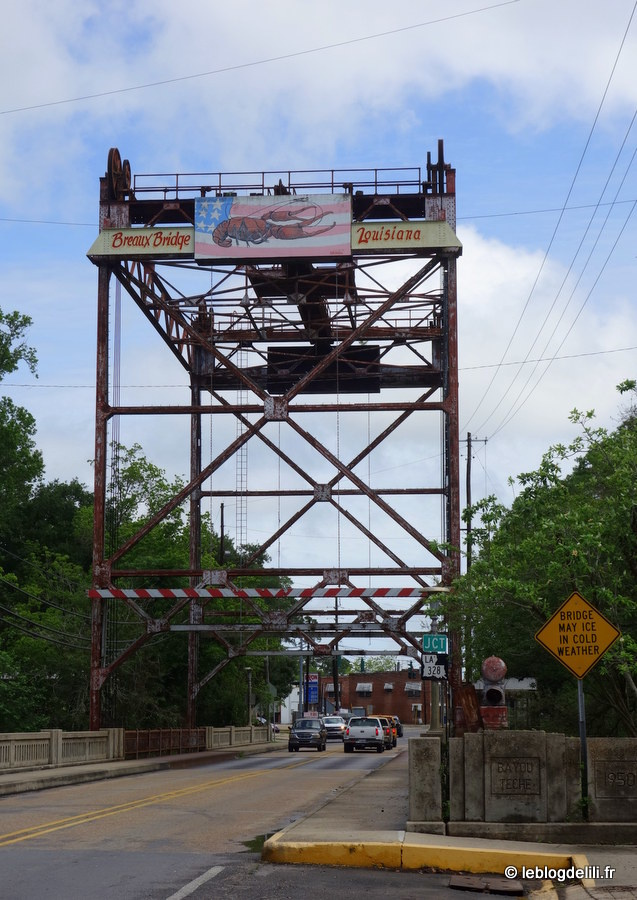 [Road trip en Louisiane] De Lafayette à Natchitoches