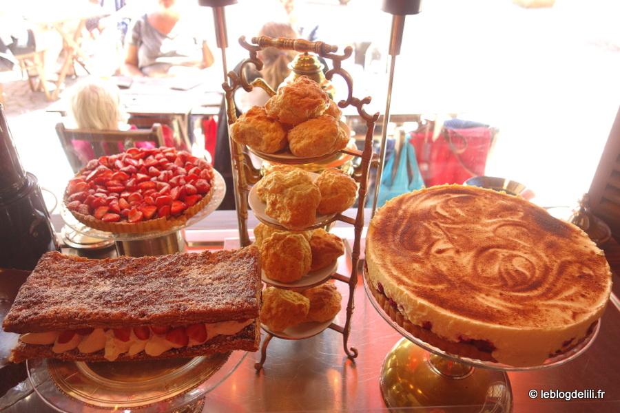 Bergamote : une bonne adresse de crêperie et salon de thé à Saint-Malo
