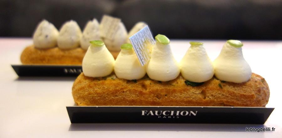 L'éclair week de Fauchon 2015