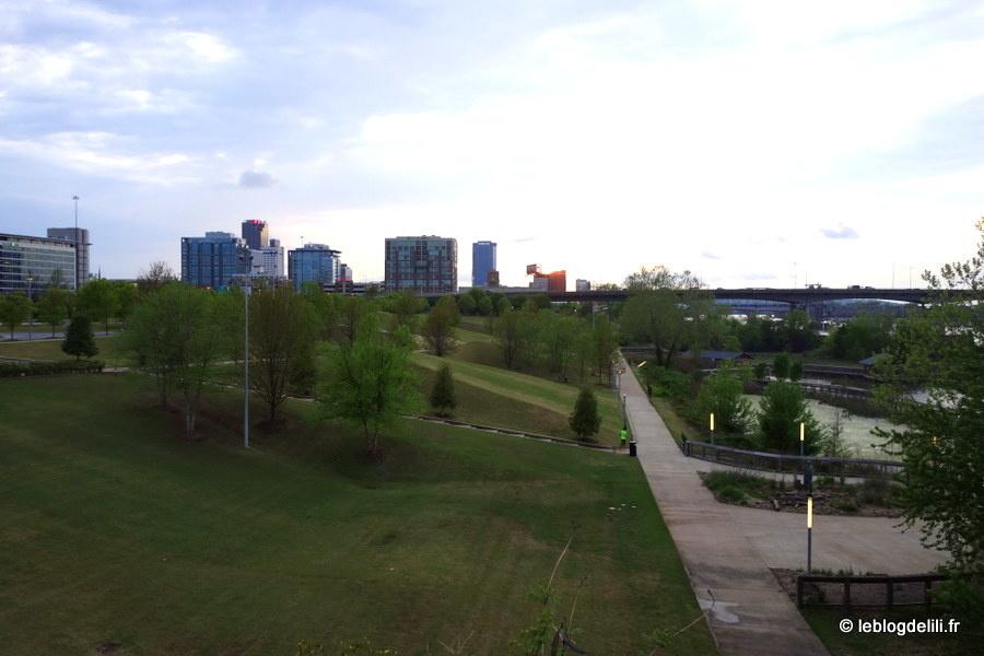 [Le Sud des États-Unis] Little Rock, capitale de l'Arkansas