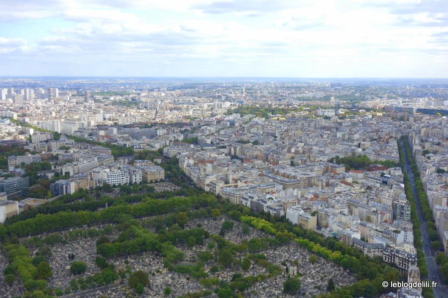 Une vue à 360° sur Paris depuis la terrasse de la tour Montparnasse