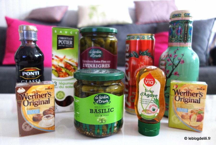 Degustabox : le coffret culinaire surprise de juin 2015