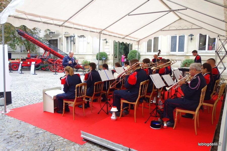 La visite de l'hôtel de Beauvau, le ministère de l'Intérieur