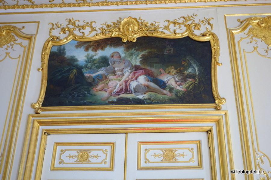 La visite de l'hôtel de Matignon pour les journées du patrimoine