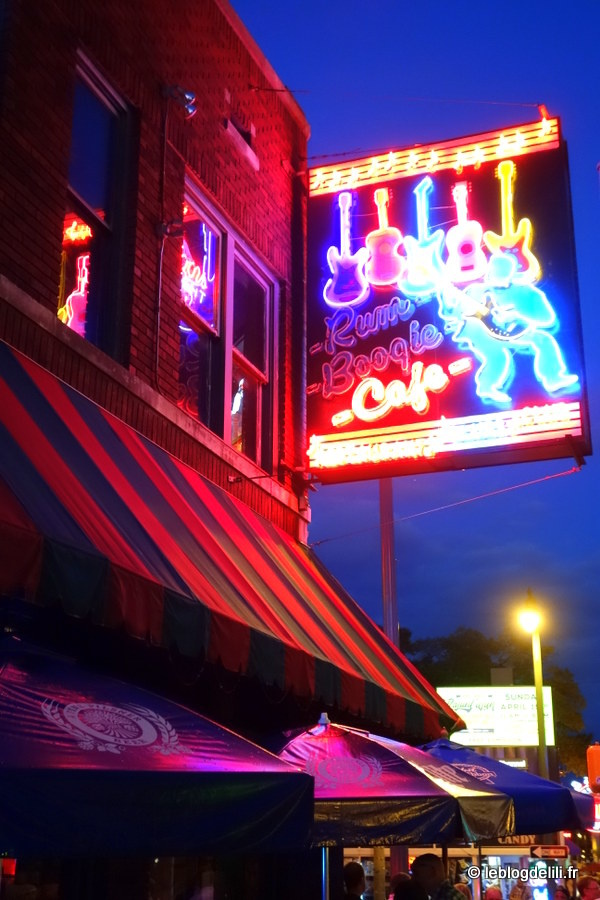 Memphis : le Tennessee, la musique et les droits civiques