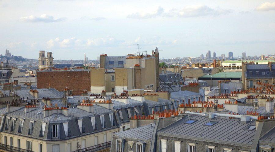 Un rooftop à Paris pour une soirée VizEat