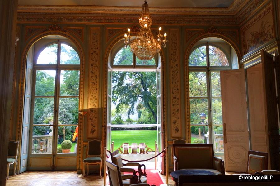 Journées du patrimoine : la visite de l'hôtel de Clermont (Paris 7e)