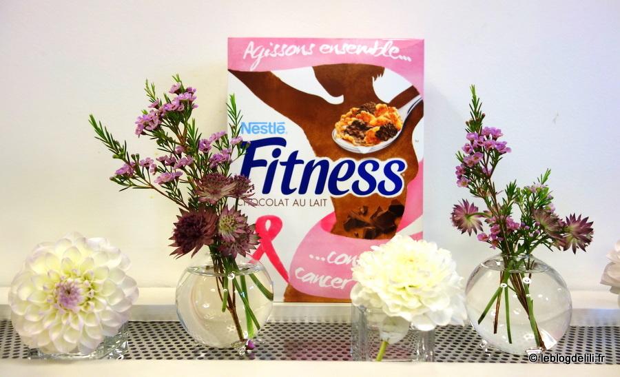 Octobre rose : quand Nestlé fitness et Auféminin nous sensibilisent