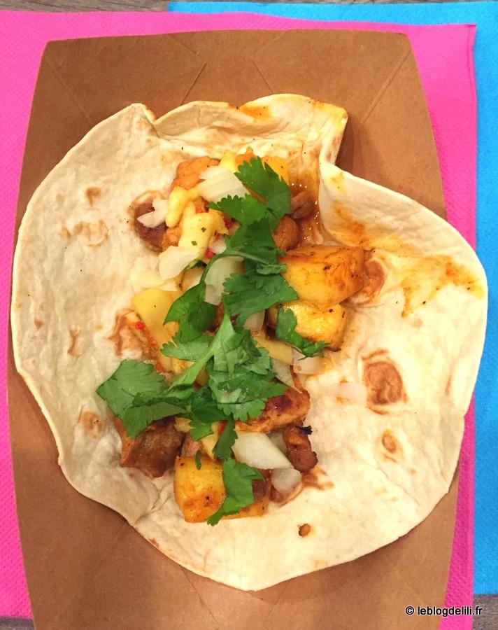 Bon plan le foodtruck old el paso vous offre un taco for Assaisonnement tacos maison