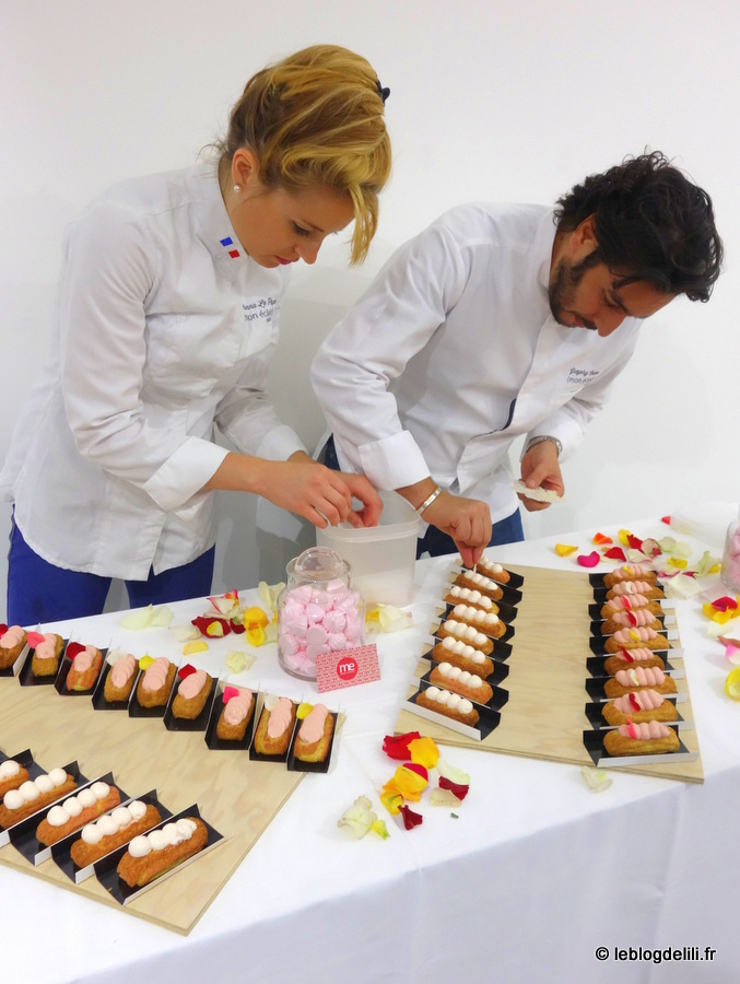 Food et beauté : rosir de plaisir à la Poulette Pink Party