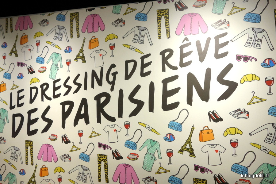 Le dressing de rêve des parisiens, l'expo fashion de l'hôtel de ville de Paris