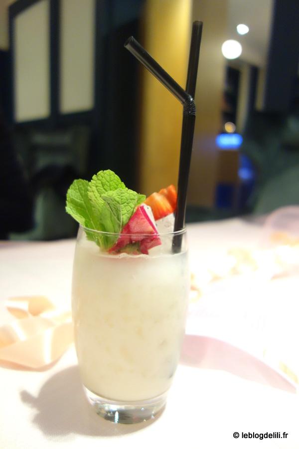 Une soirée gourmande avec Repetto au bar de l'hôtel Edouard 7, près de l'Opéra