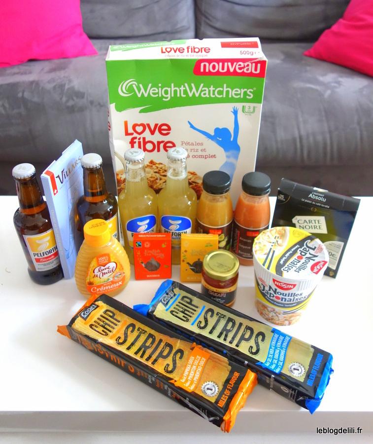 Degustabox : le coffret culinaire surprise de septembre 2015