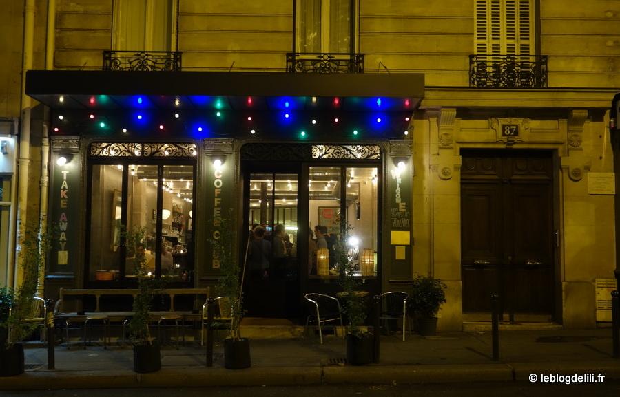 Le Coffee Club, une nouvelle adresse US à croquer à Paris