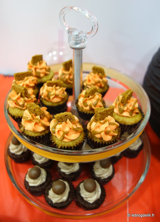 Bavardages et gourmandises : le paradis des cupcakes est à Paris