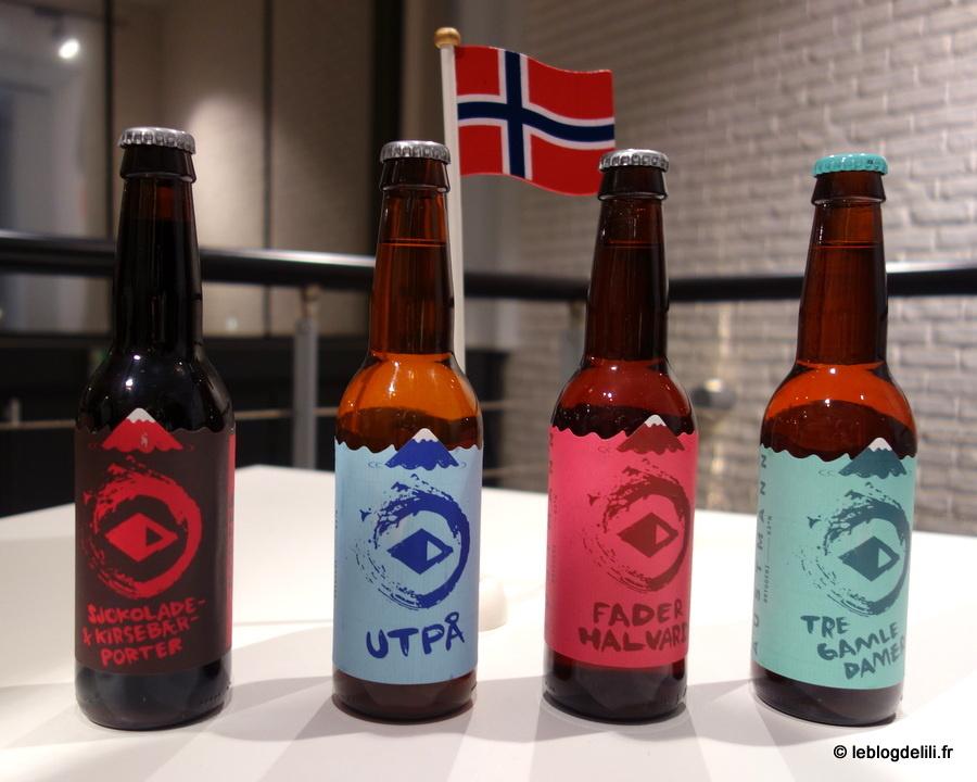 Saveurs du Nord : s'évader à table en Norvège et au Danemark