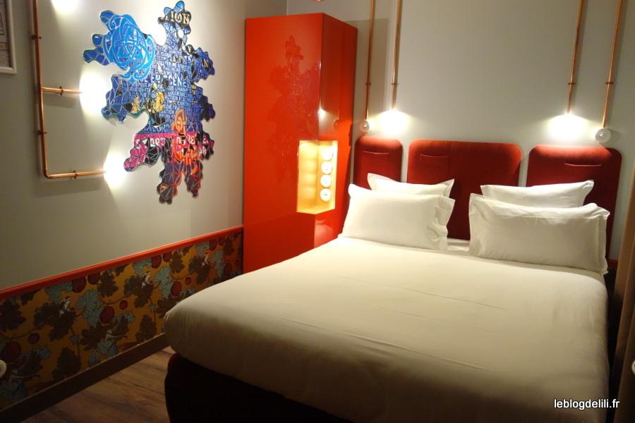 h tel exquis le charme elegancia hotels dans le 11e. Black Bedroom Furniture Sets. Home Design Ideas