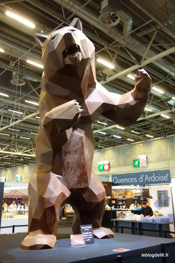 Mes découvertes au Salon du chocolat 2015