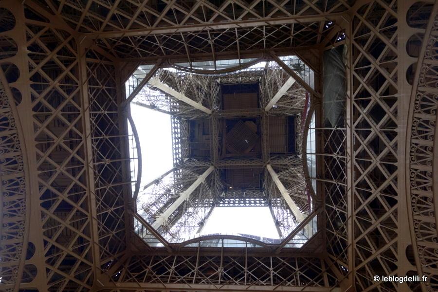 Ma visite des coulisses de la Tour Eiffel