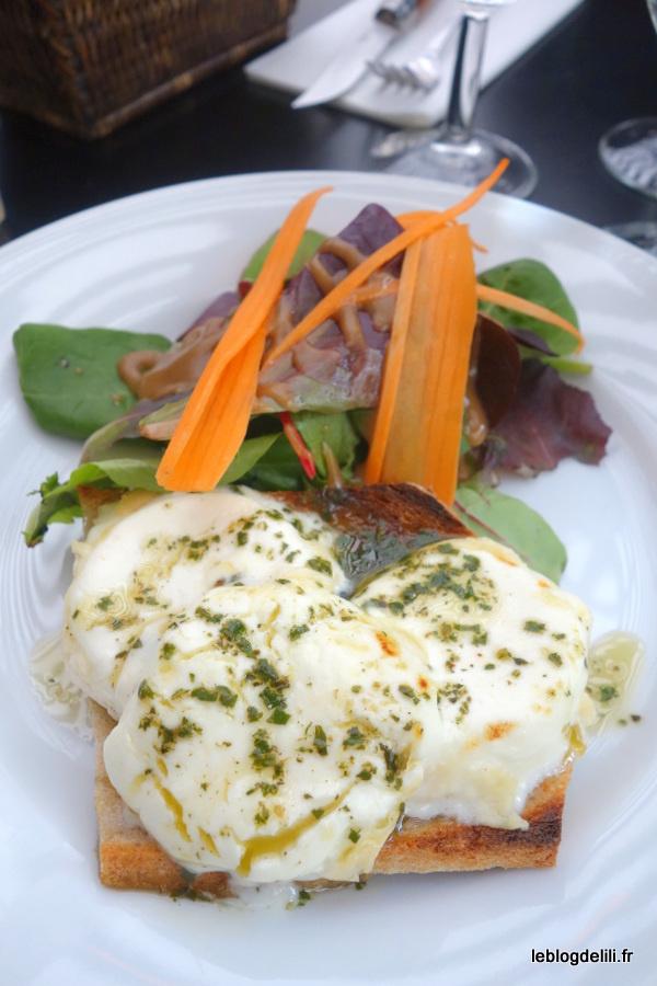 Le bistrot Valois : la cuisine française à l'honneur