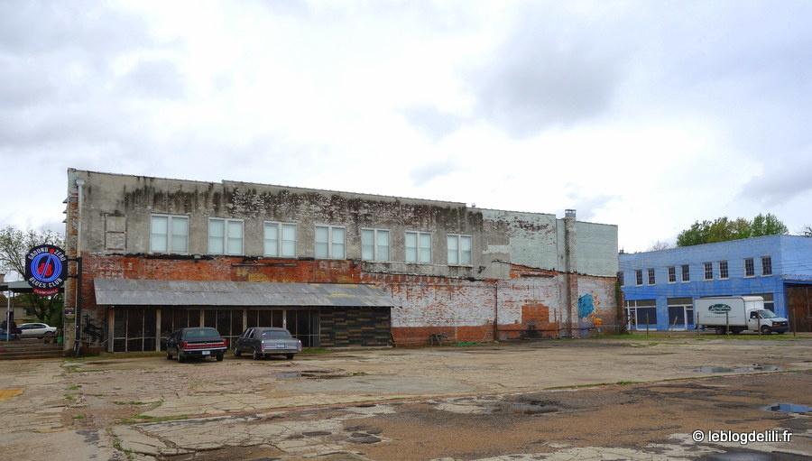 [Le Sud des États-Unis] Clarksdale, Mississippi