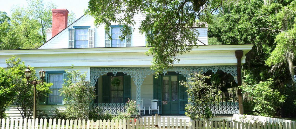 Myrtles Plantation : une demeure américaine hantée qui fait frémir !
