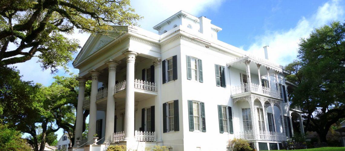 Natchez, Mississippi : une ville historique