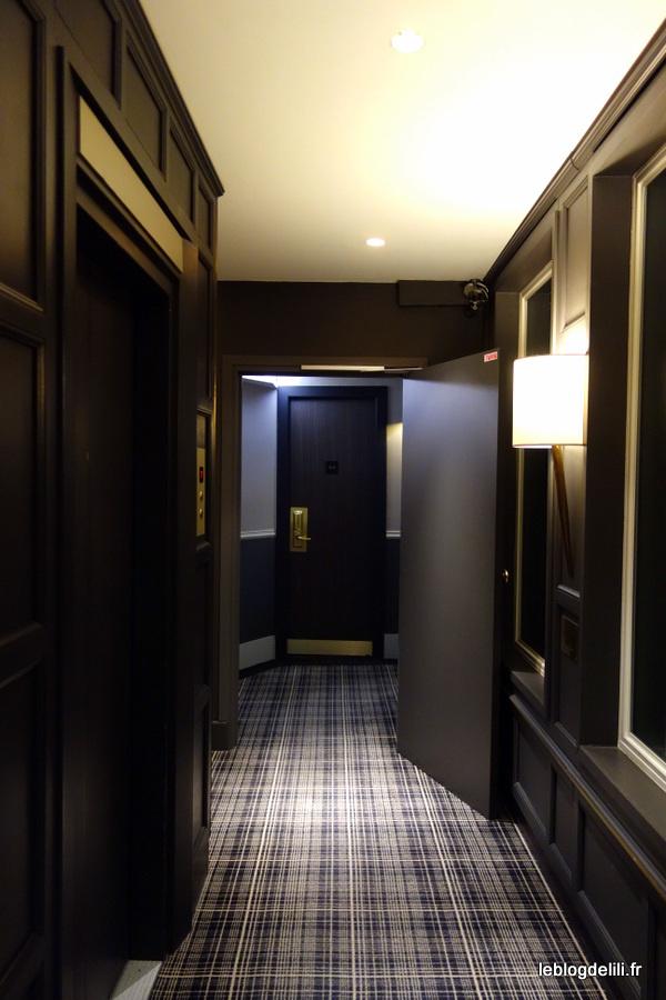 Une chambre de rêve, avec vue sur l'Opéra de Paris, à l'hôtel Edouard 7