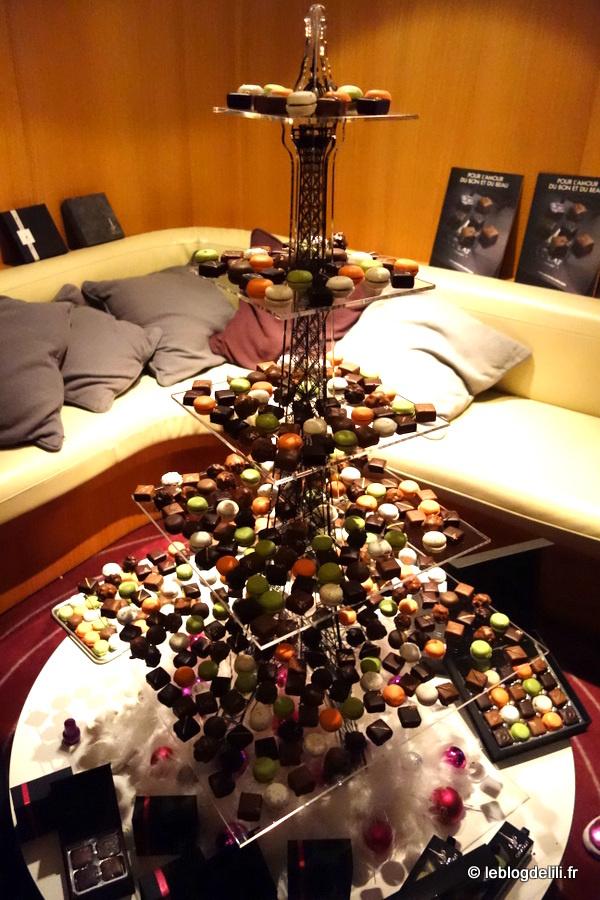 Noël 2015 : une soirée eParisiennes à l'hôtel Mercure Paris Centre Tour Eiffel