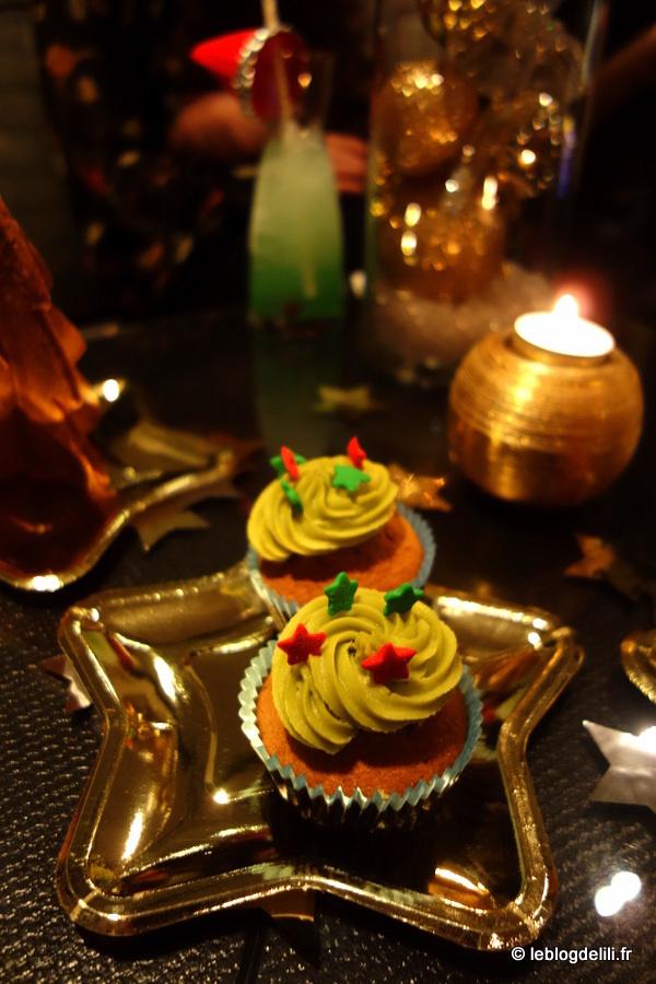 Un Christmas tea time à l'hôtel Edouard 7