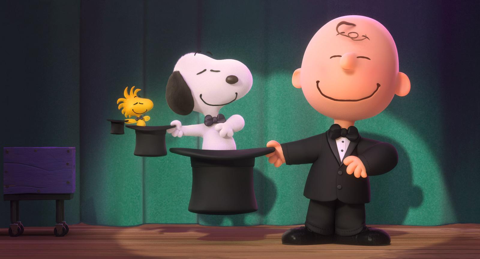 Snoopy et les Peanuts : un amour de film ♥