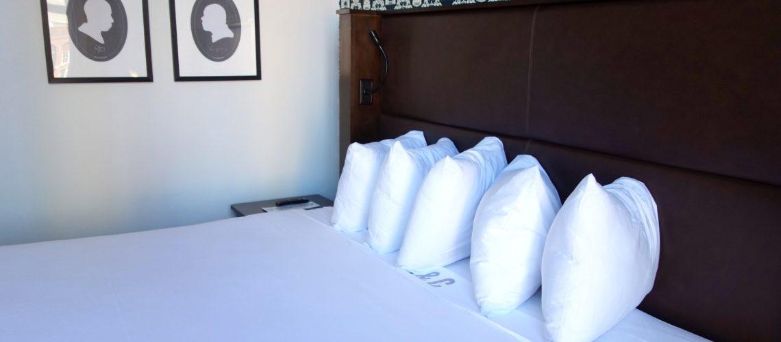Notre hôtel à la Nouvelle-Orléans, en Louisiane : le Q & C, tout juste rénové