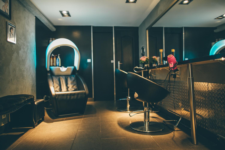 Une coupe au salon Coiffeur de Paris de Jordy Brechkoff