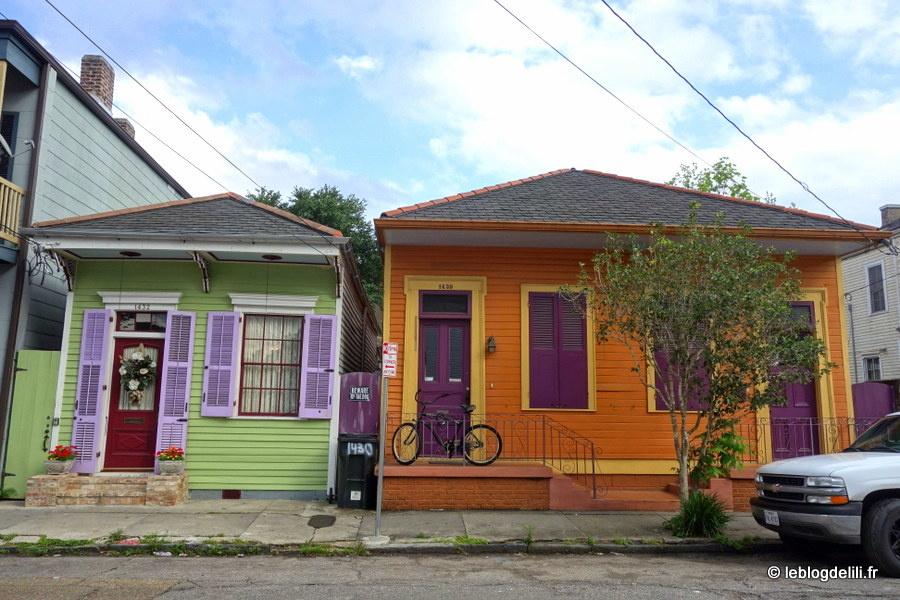 La Nouvelle-Orléans : Tremé et le faubourg Marigny