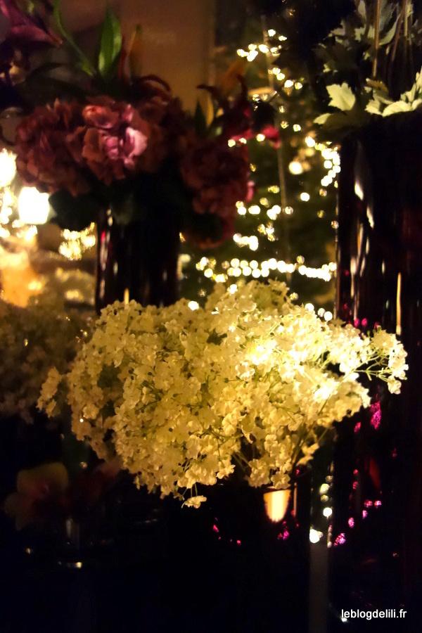 La bulle du collectionneur se pare de fleurs pour enchanter l'hiver