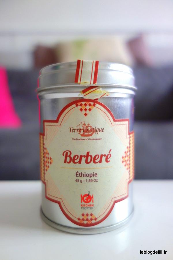 L'Ethiopie dans nos assiettes grâce à la box culinaire Kitchen trotter