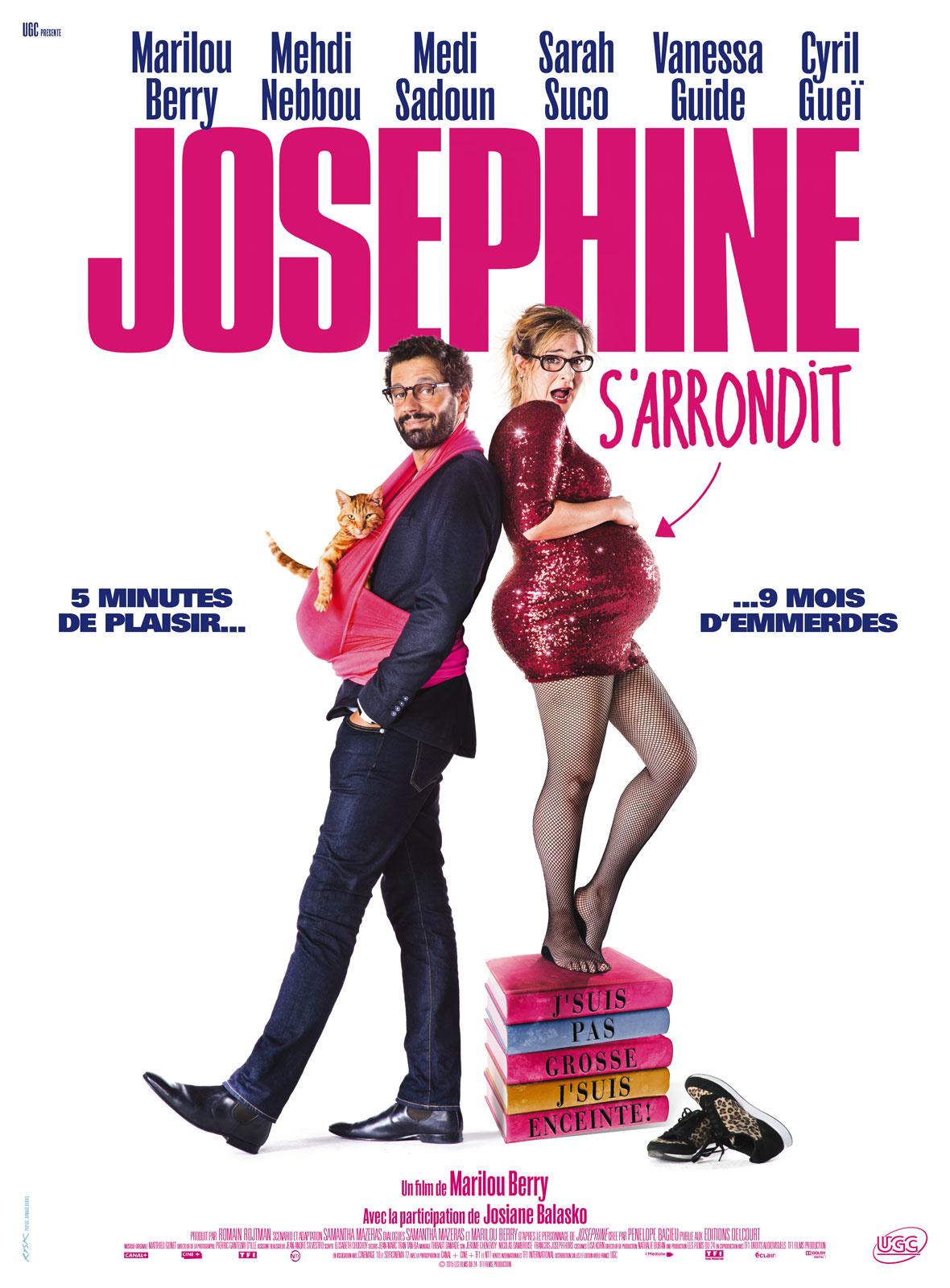 Joséphine s'arrondit : une comédie française comme je les aime ♥