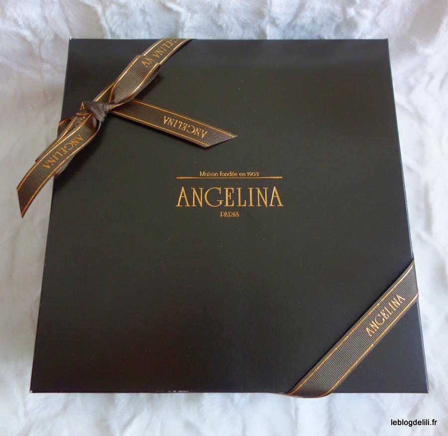 Le cœur à cœur d'Angelina pour la Saint-Valentin