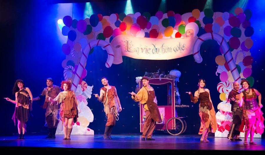 Raiponce et le prince aventurier : la comédie musicale pour toute la famille