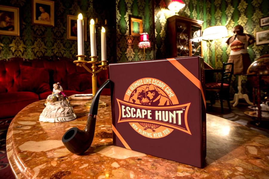 Notre poursuite dans le métropolitain parisien signée Escape Hunt