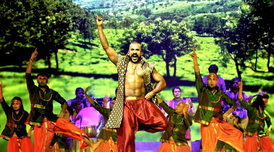 Bharati 2 au Grand Rex