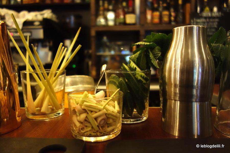 Les cocktails épicés et originaux du Spicy Home Paris