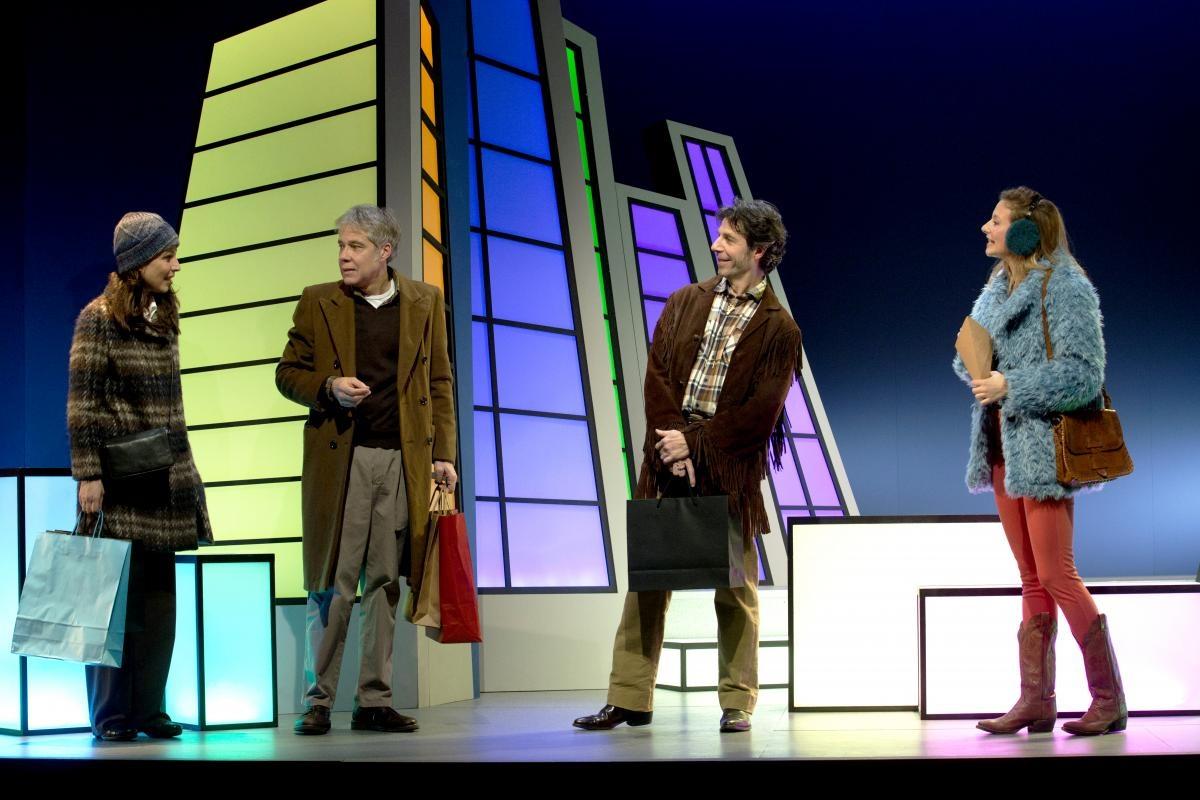 Maris et femmes : un peu de Woody Allen sur la scène du théâtre de Paris
