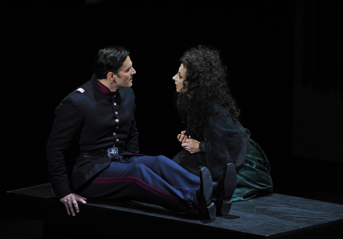 Passion : Broadway au théâtre du Châtelet, à Paris