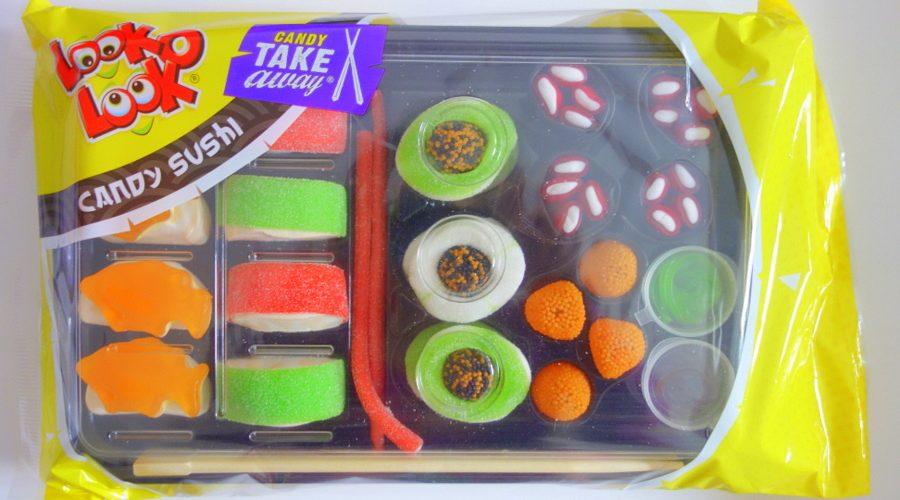 Bonbons de la Degustabox de février 2016